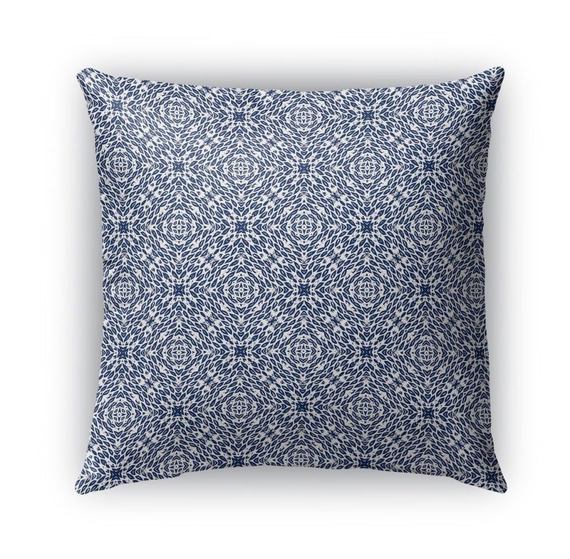 STARRING NIGHT BLUE Indoor|Outdoor Pillow By Catia Keck