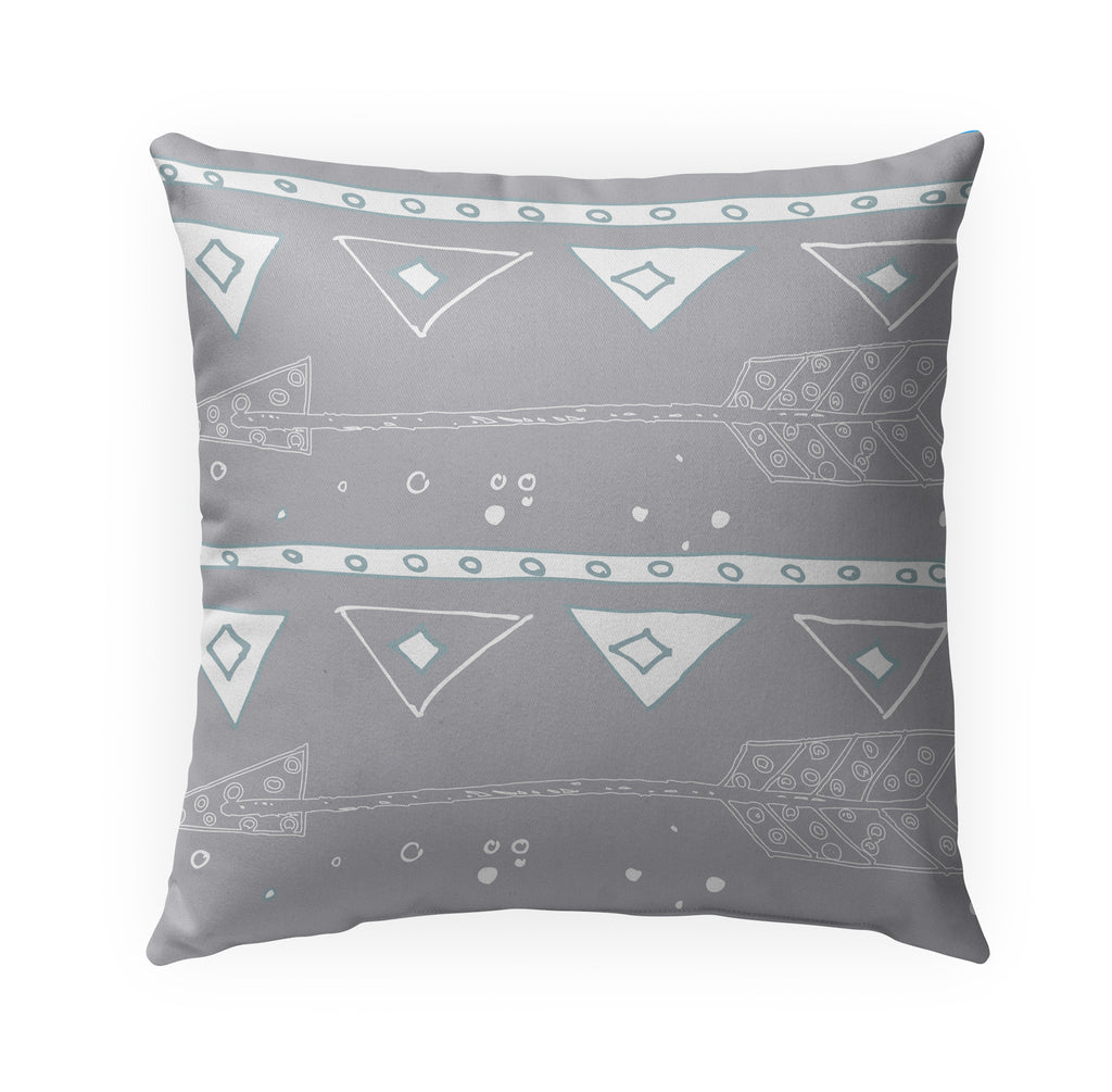 ARROW Indoor|Outdoor Pillow By Anne Cote