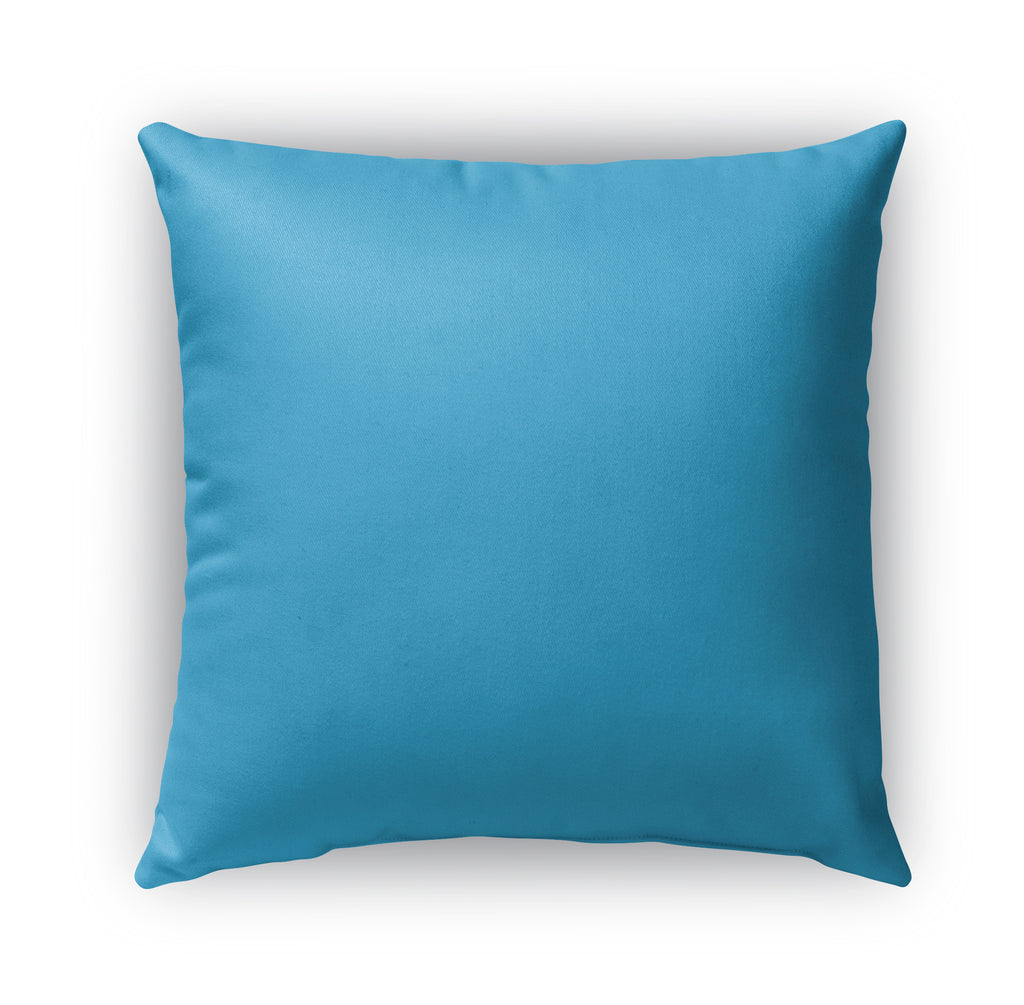 OUI MERCI Indoor|Outdoor Pillow By Jolina Anthony