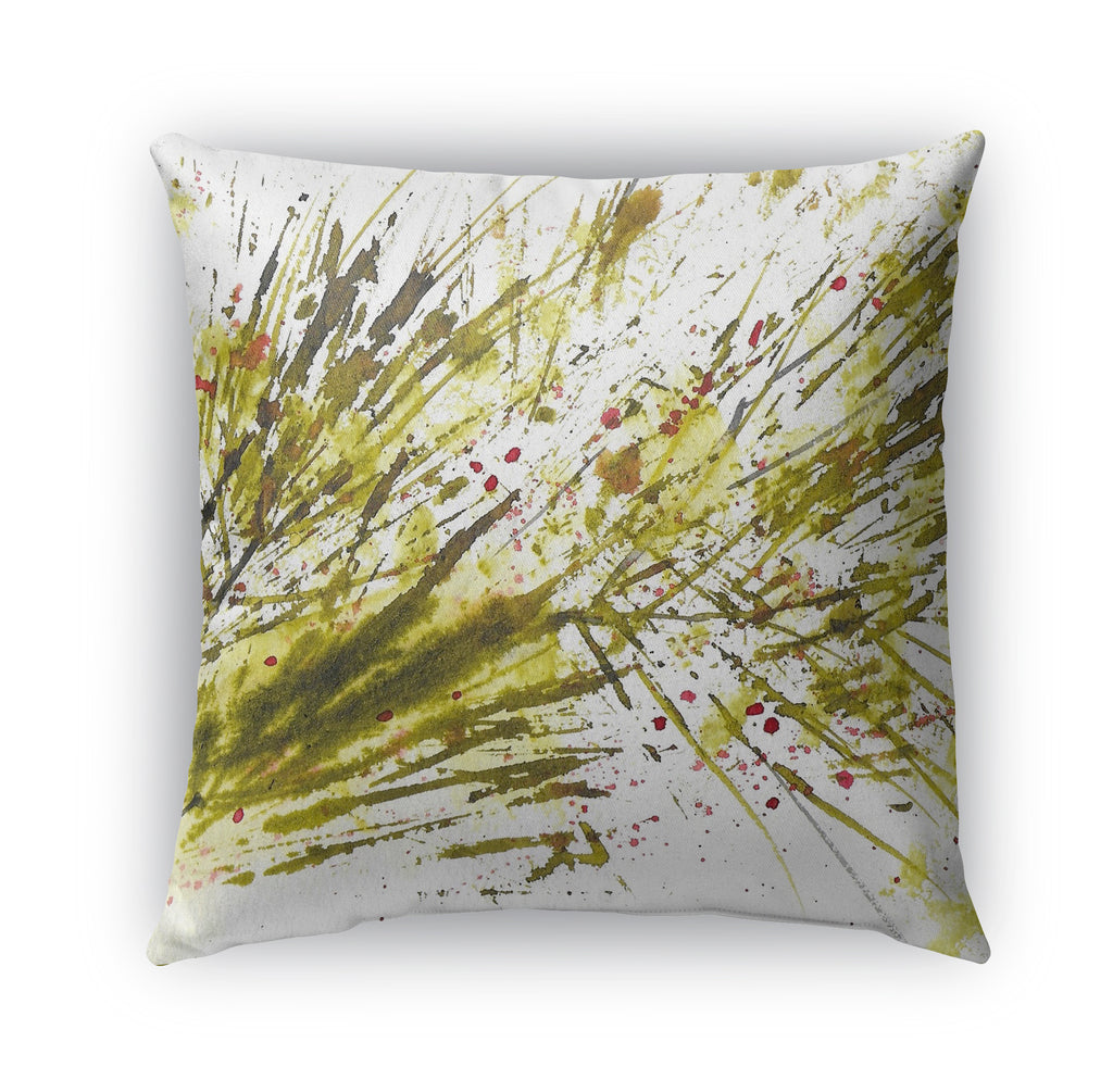 PINE NEEDLES Indoor|Outdoor Pillow By Jayne Conte