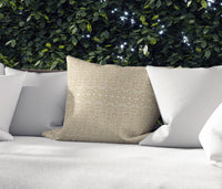 ALOMA NATURAL Indoor|Outdoor Pillow By Kavka Designs