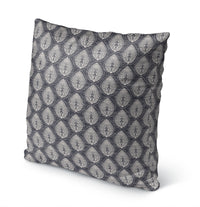 PALMETTO GREY Indoor|Outdoor Pillow By Kavka Designs