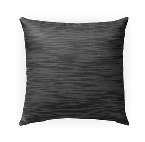 TEXTURE MIDNIGHT Indoor|Outdoor Pillow By Kavka Designs