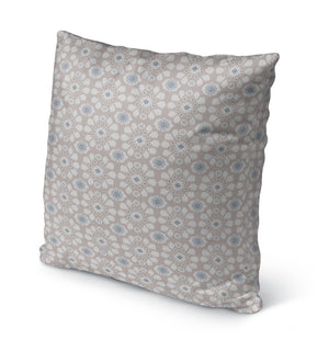 ADELE BLUSH Indoor|Outdoor Pillow By Kavka Designs