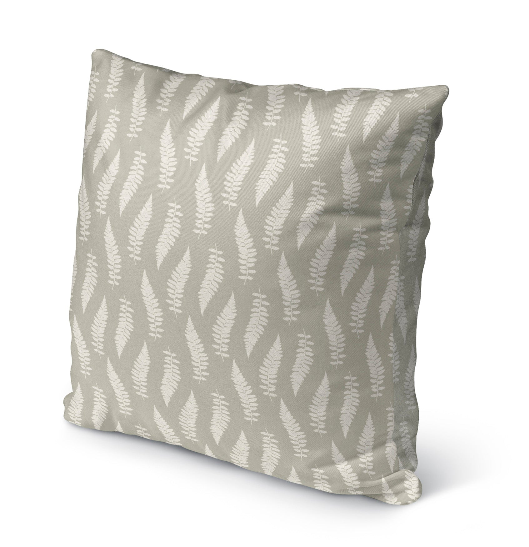 FEATHERS Indoor|Outdoor Pillow By Marina Gutierrez