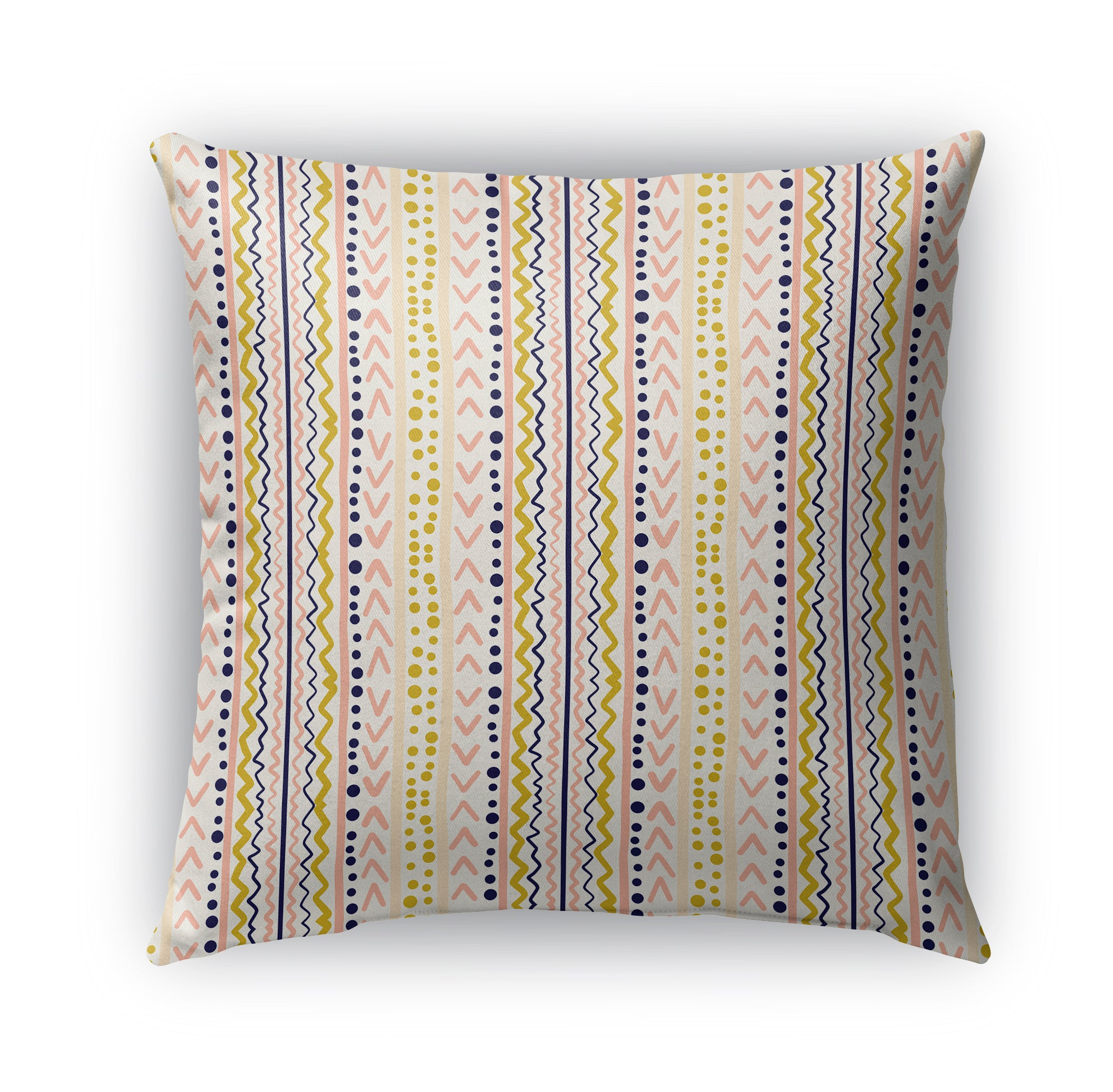 FLORENCE Indoor|Outdoor Pillow By Michelle Parascandolo