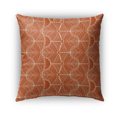 SARINA Indoor|Outdoor Pillow By Terri Ellis