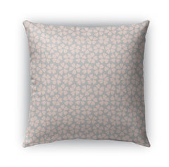 BLUSHING Indoor|Outdoor Pillow By Tiffany Wong