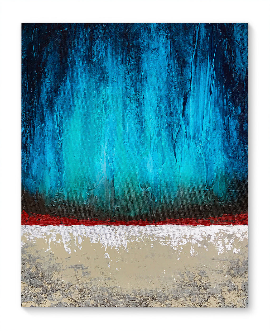FORMATION Canvas Art By Alyson McCrink