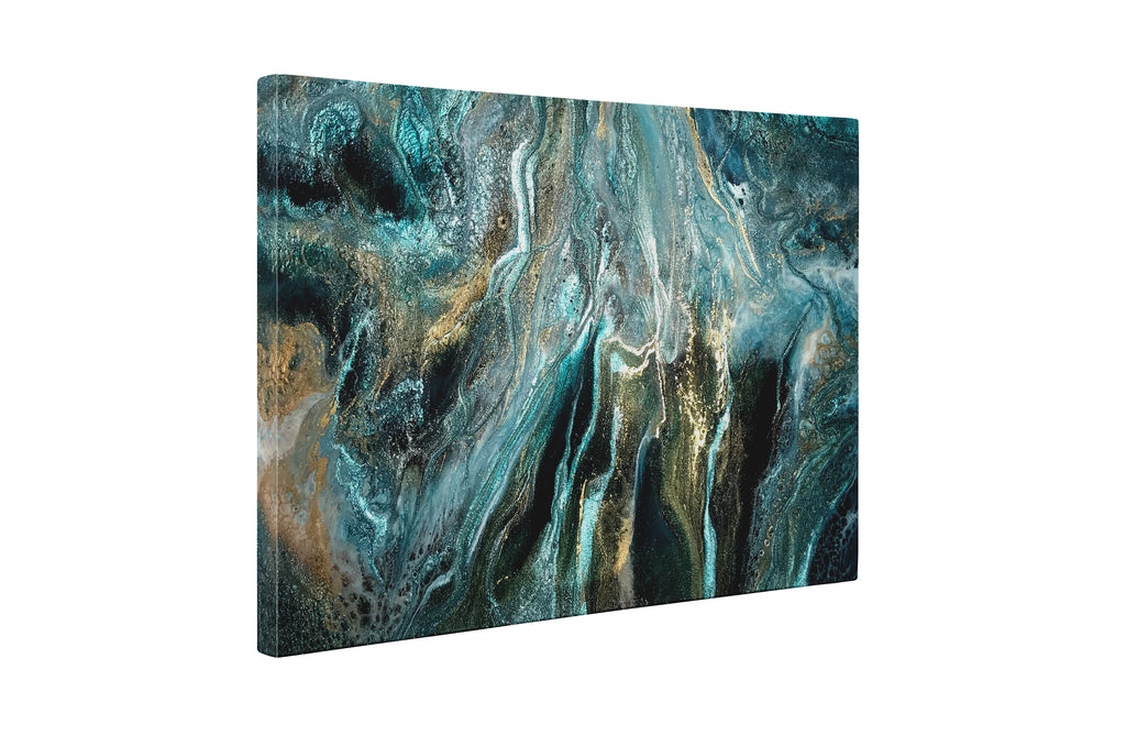 MIDNIGHT COVE Canvas Art By Melissa Renee