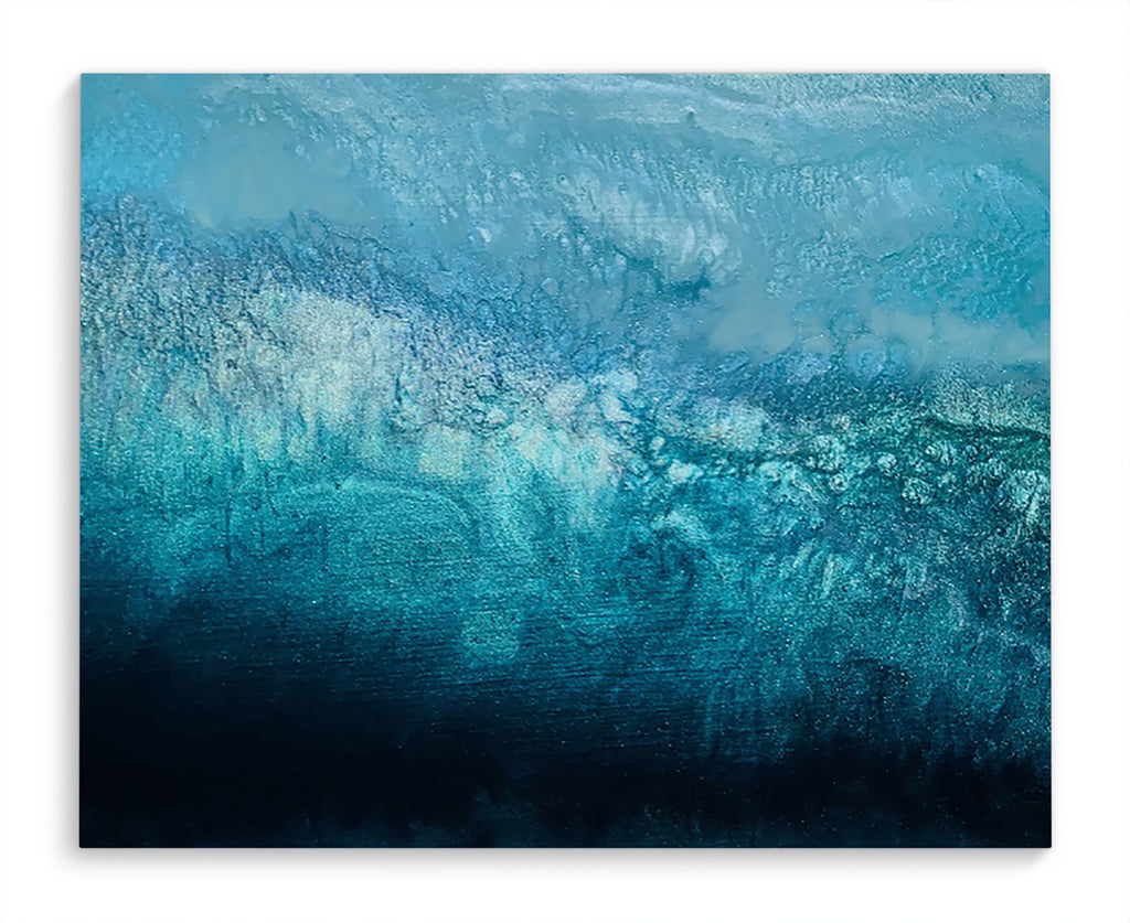 AFLOAT IN FIJI Canvas Art By Melissa Renee