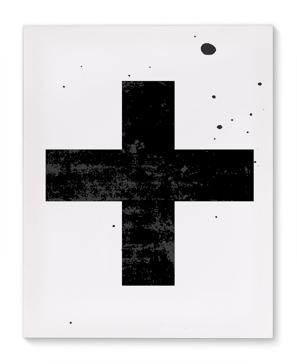 CROSS Canvas Art By Honeytree Prints