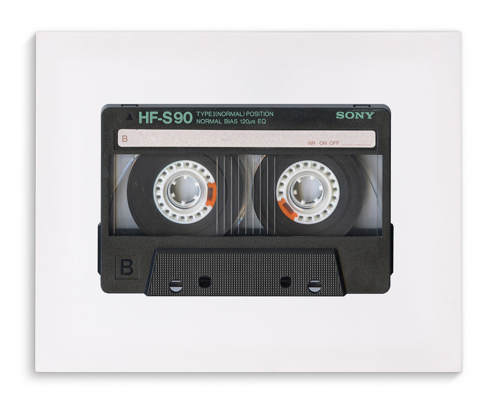 CASSETTE TAPE Canvas Art By Honeytree Prints