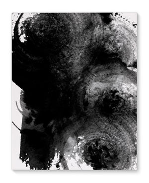GRUNGE TWO Canvas Art By Honeytree Prints