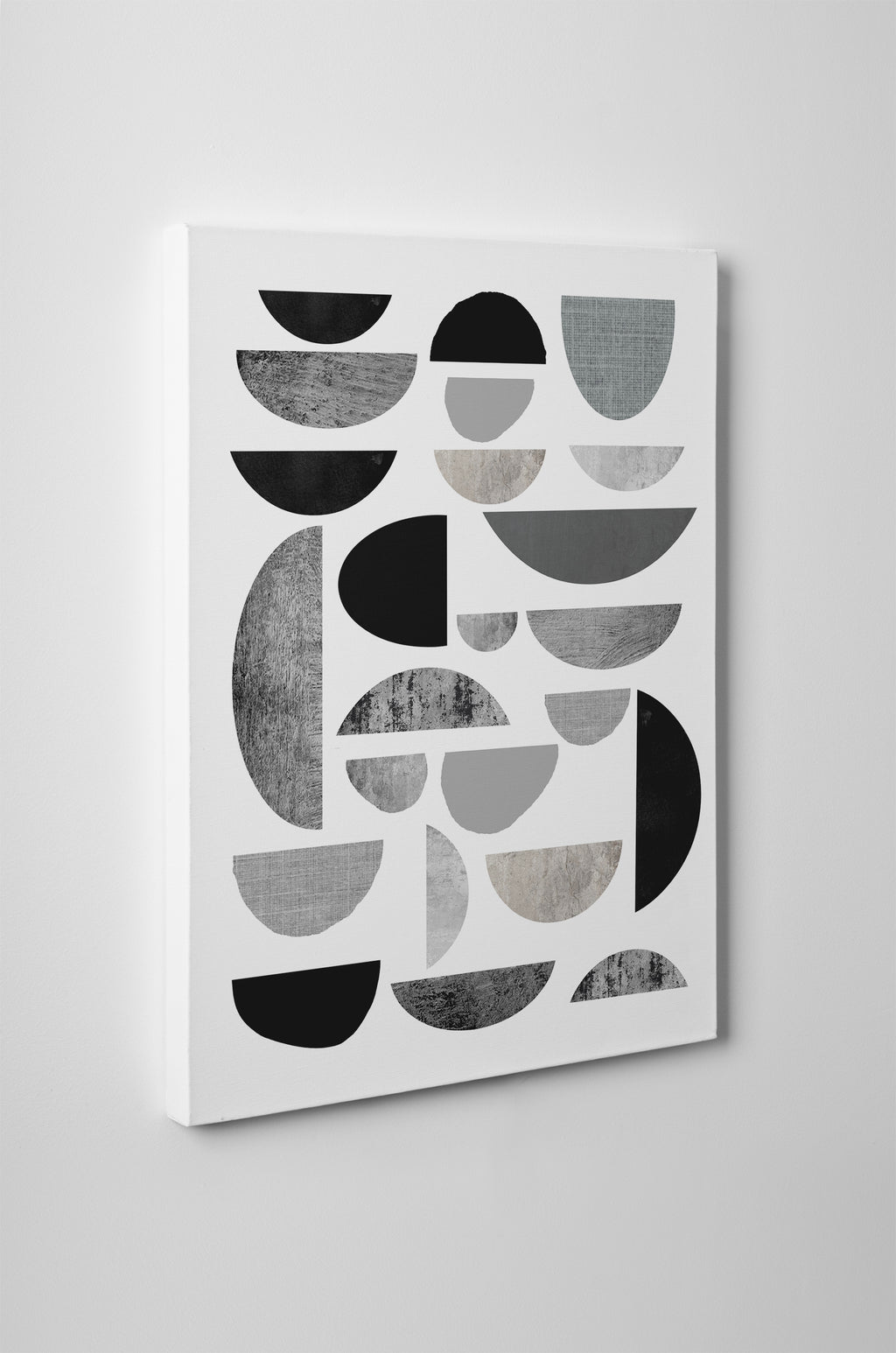 NEWSHAPES Canvas Art By Honeytree Prints