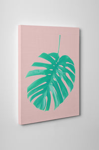 PALM LEAF Canvas Art By Honeytree Prints