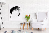 SCRIBBLE Canvas Art By Honeytree Prints