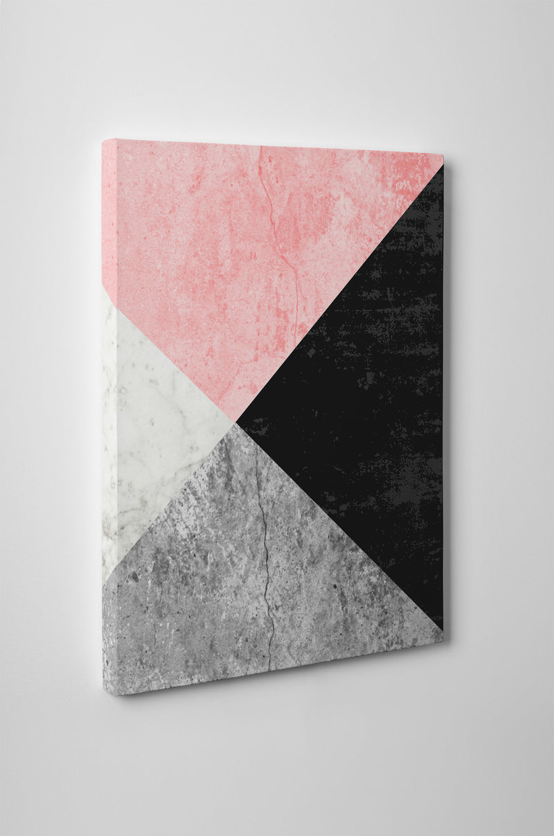SHAPES Canvas Art By Honeytree Prints