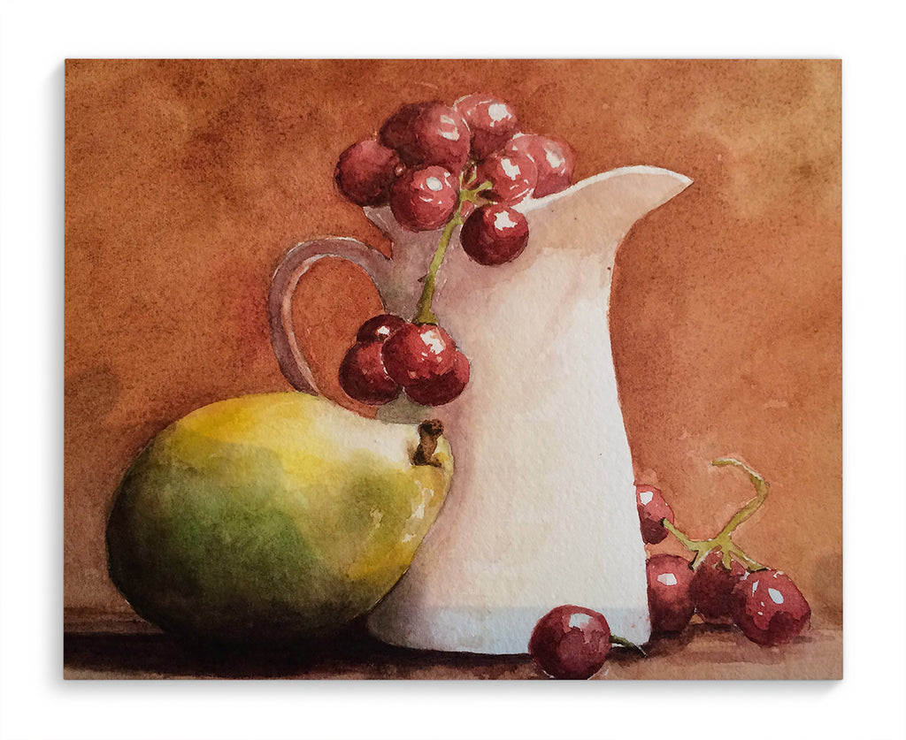 STILL LIFE Canvas Art By Jayne Conte