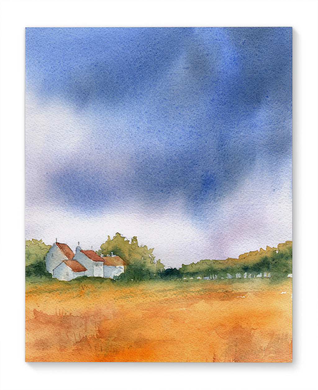 STORM COMING Canvas Art By Jayne Conte