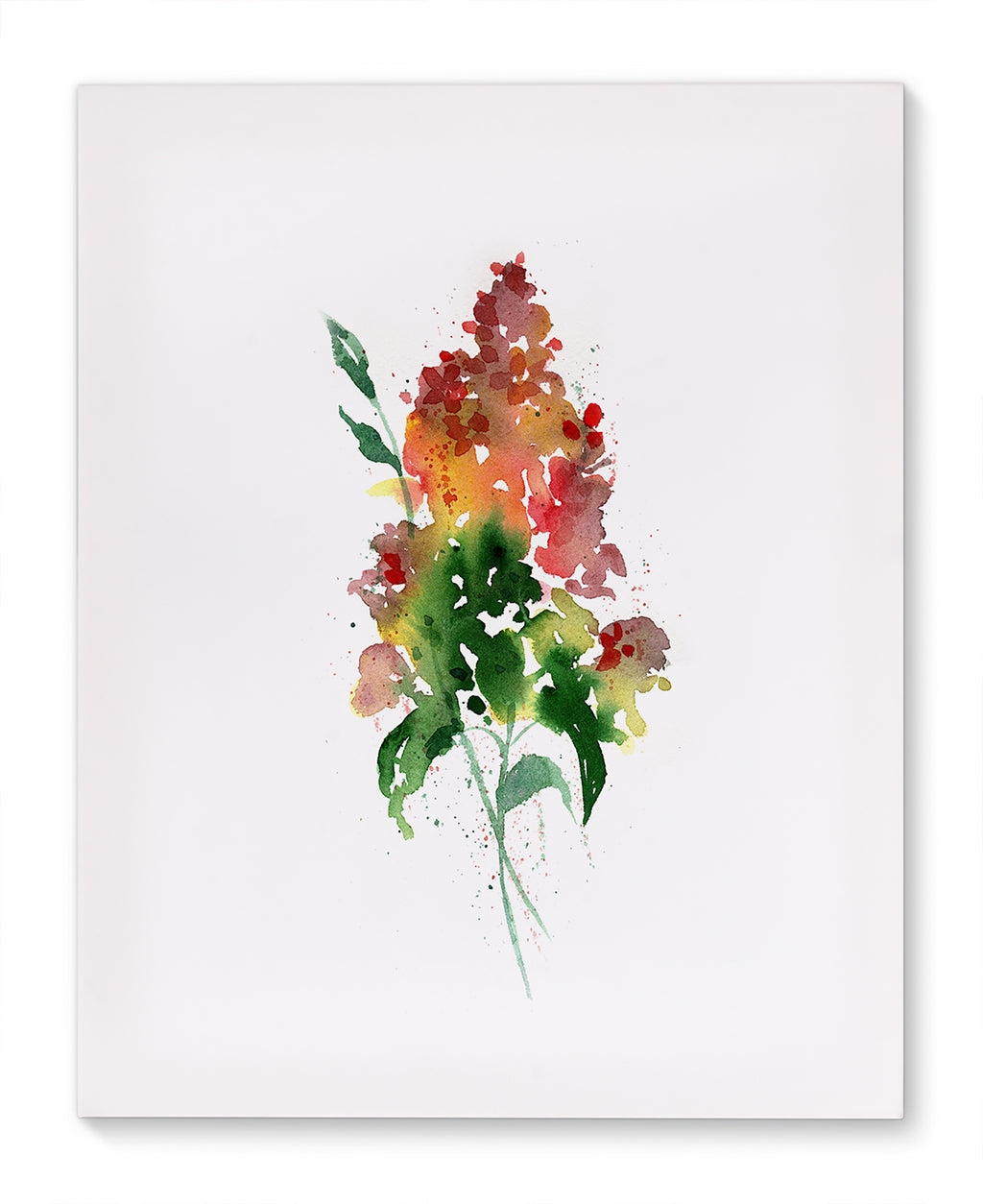 BOUQUET Canvas Art By Jayne Conte