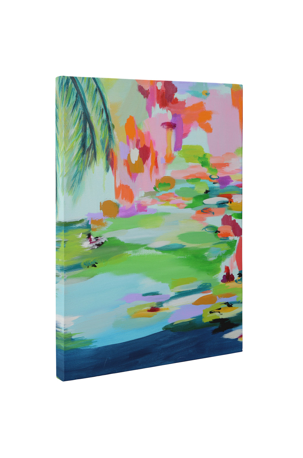 WALK INS WELCOME Premium Canvas Gallery Wrap By Susan Skelley