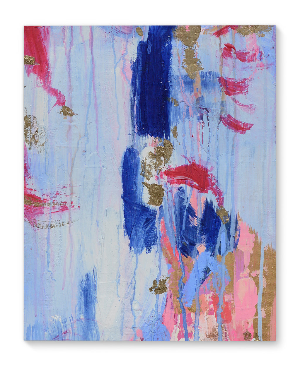 HENDRIX PATRIOTISM Premium Canvas Gallery Wrap By Susan Skelley