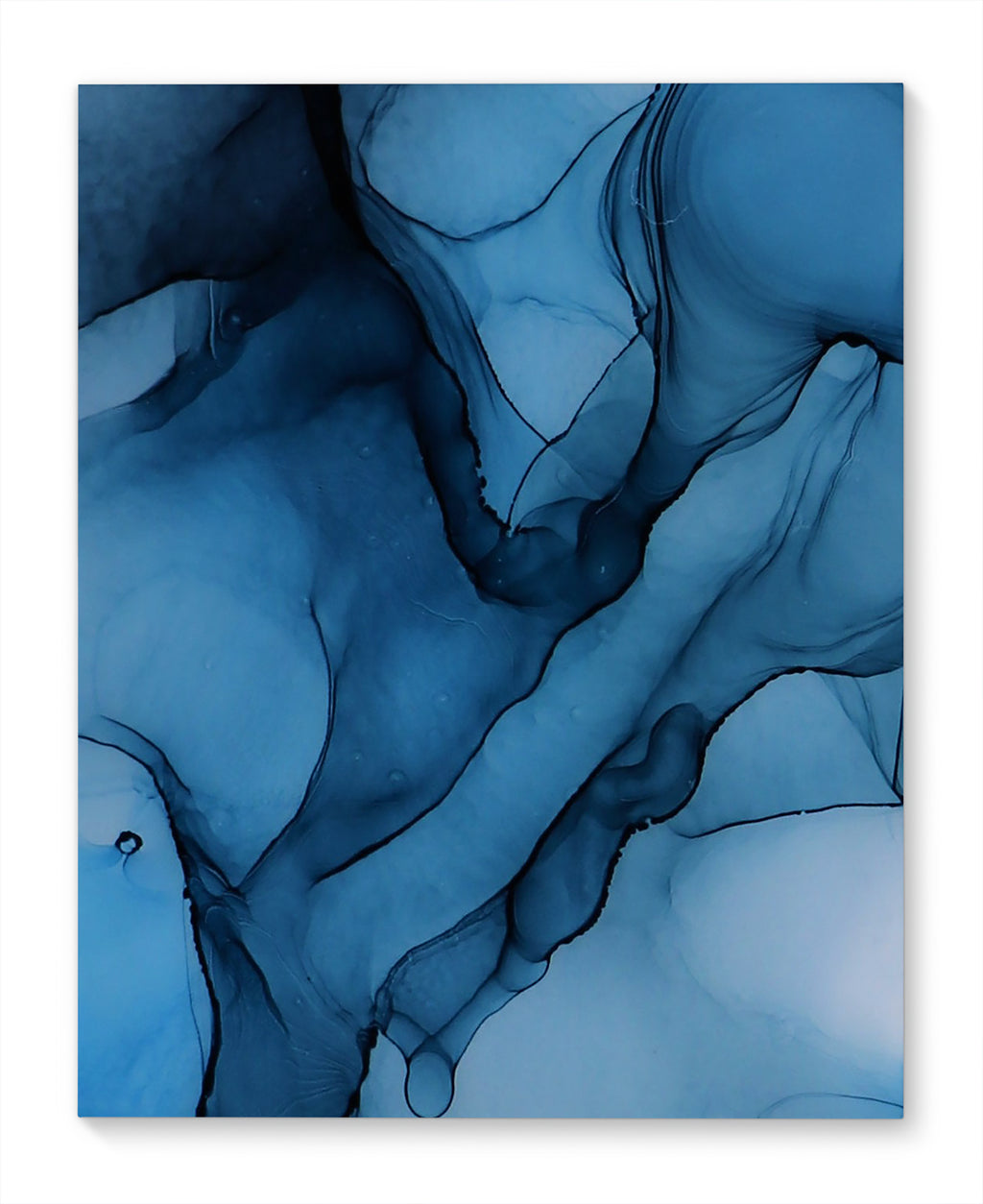 FLUID Canvas Art By Christina Twomey
