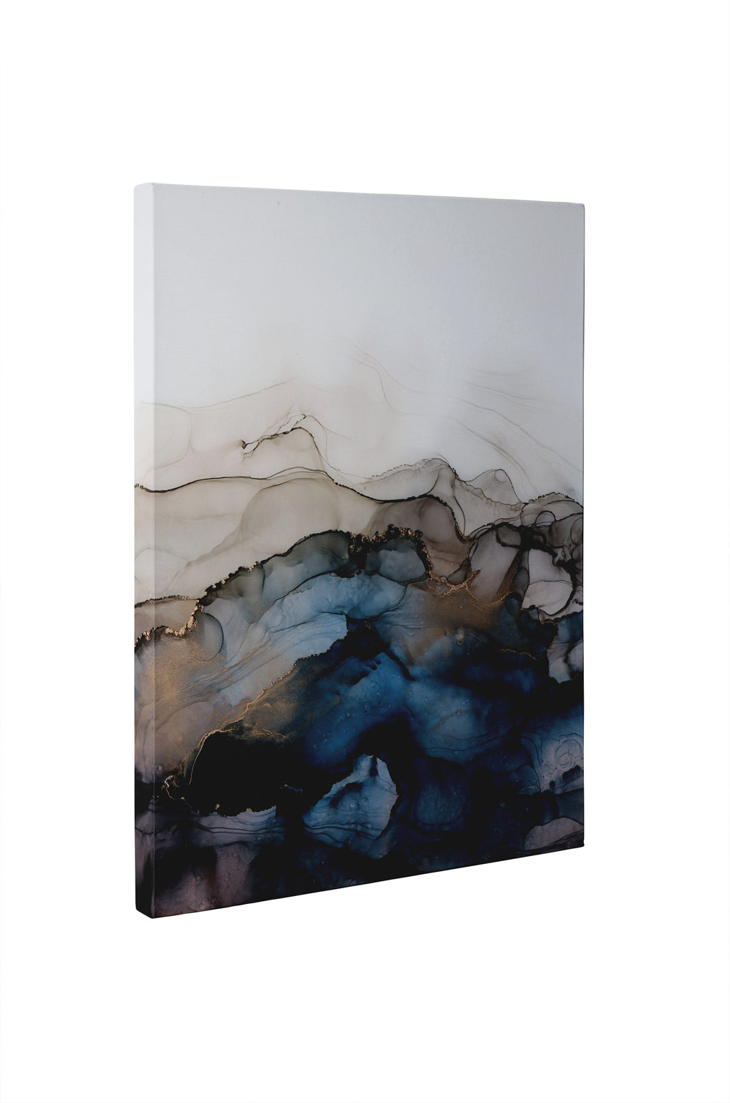 OYSTER Canvas Art By Christina Twomey