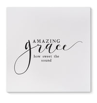 AMAZING GRACE Canvas Art By Terri Ellis