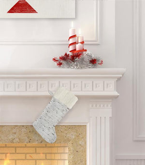 BIRCH Stocking By Terri Ellis