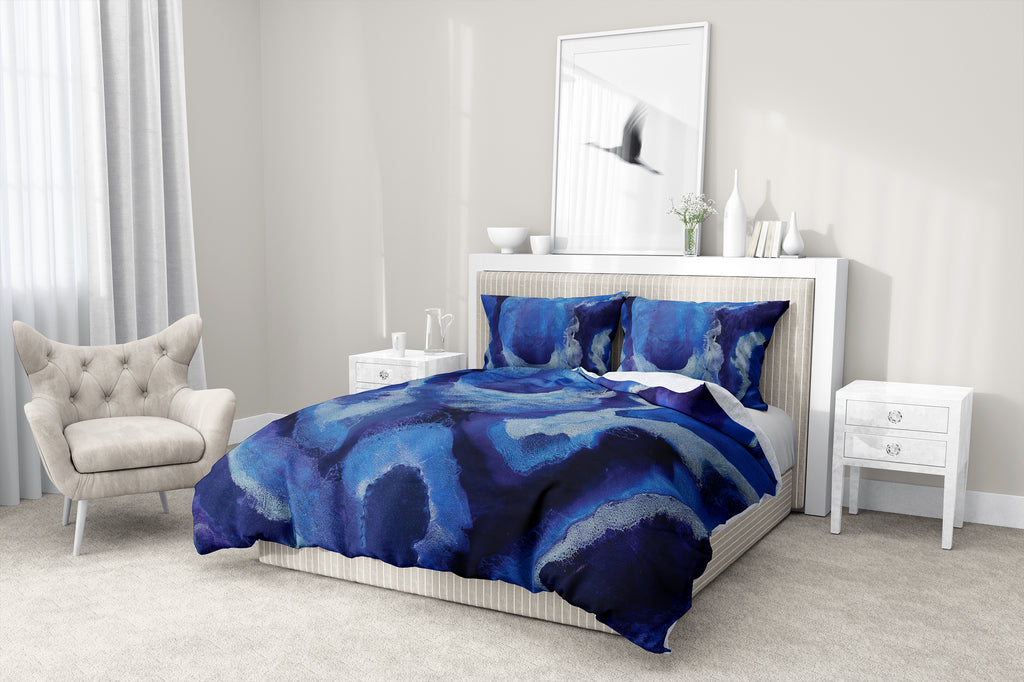 JEWEL OF CAPRI 5-Piece Sherpa Comforter Set By Melissa Renee