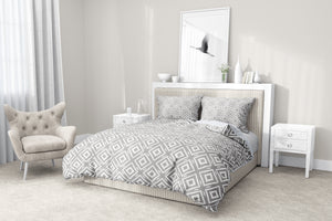 SQUARE PEG PALOMA 5 Piece Sherpa Comforter Set By Terri Ellis