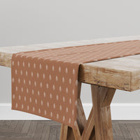 VINTAGE PINE Table Runner By Lemon Lovegood