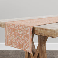 MUDCLOTH Table Runner
