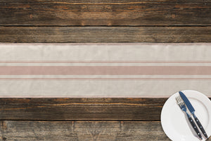 MERRY PINK Table Runner By Terri Ellis