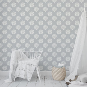 AURORA GREY Wallpaper By Terri Ellis