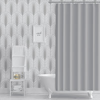 ARCHES GREY Peel and Stick Wallpaper By Becky Bailey