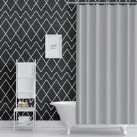 AVOCA BLACK & WHITE Peel and Stick Wallpaper By Becky Bailey