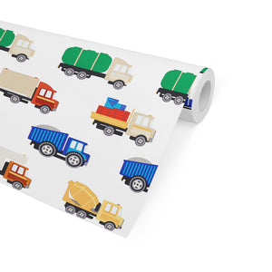 ALL THE TRUCKS Wallpaper By Terri Ellis
