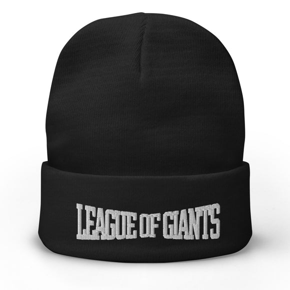 League of Giants Beanie