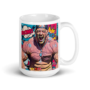 Comic Gym Villain Mug