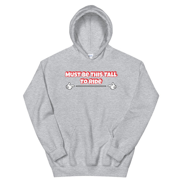 This tall to ride Hoodie