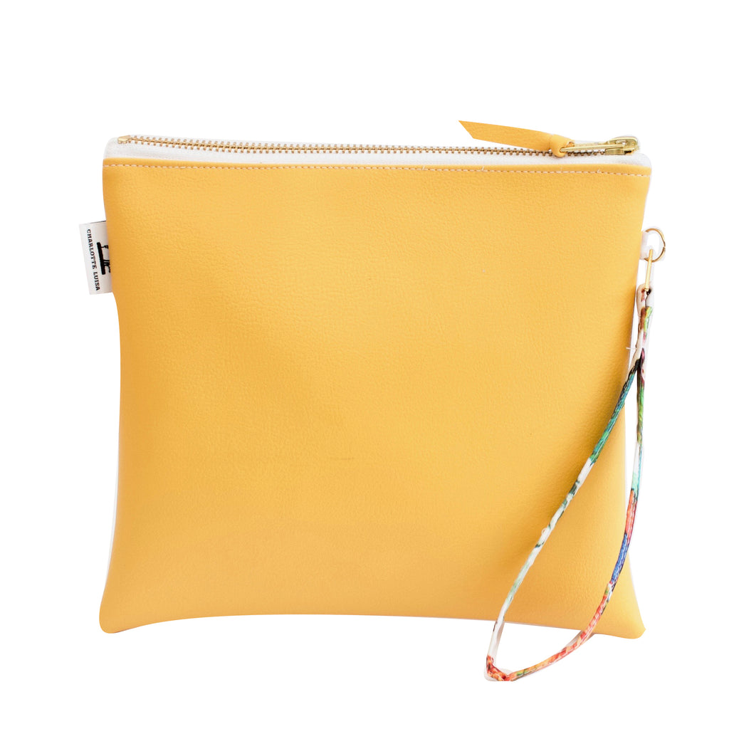 Butter Yellow Bikini Bag - Limited Edition