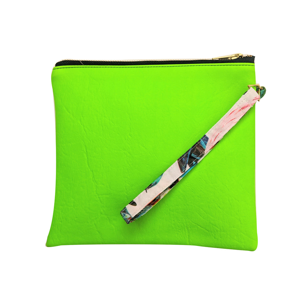 Neon Green Bikini Bag - Limited Edition