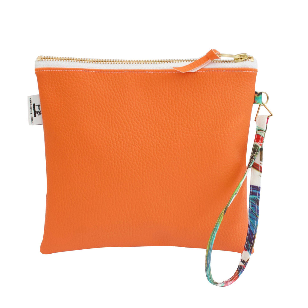 Orange Bikini Bag - Limited Edition