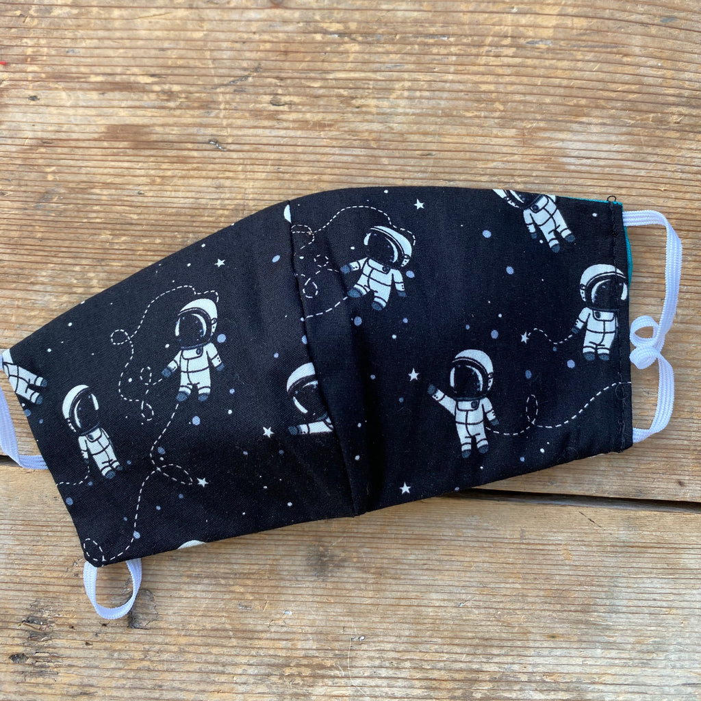 Space Man Face Mask  | Small, Medium, Large | Limited Edition