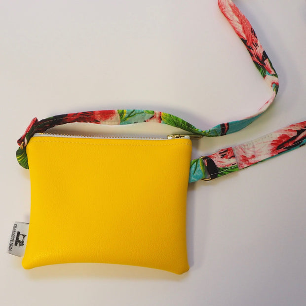 Yellow Mummy & Me Bag