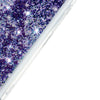 PURPLE GOLD - Glitter Waterfall iPhone Case Beautiful & Protective Premium phone cases for Apple iPhone, Samsung Galaxy and more.