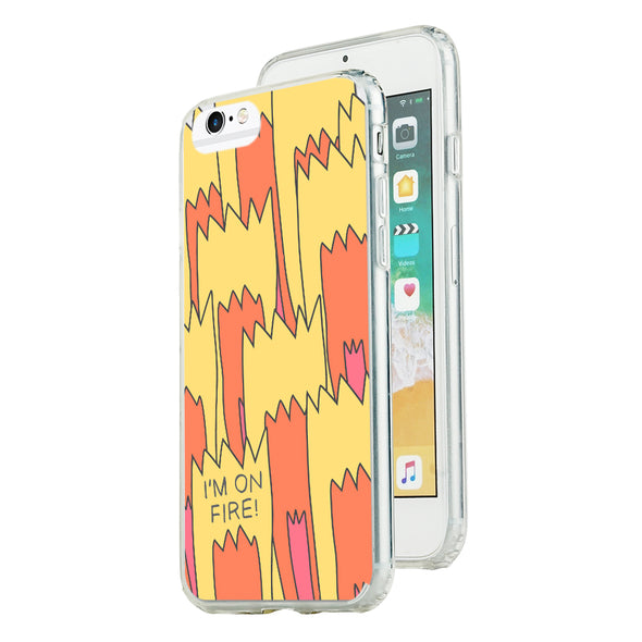 In flames Beautiful & Protective Premium phone cases for Apple iPhone, Samsung Galaxy and more.